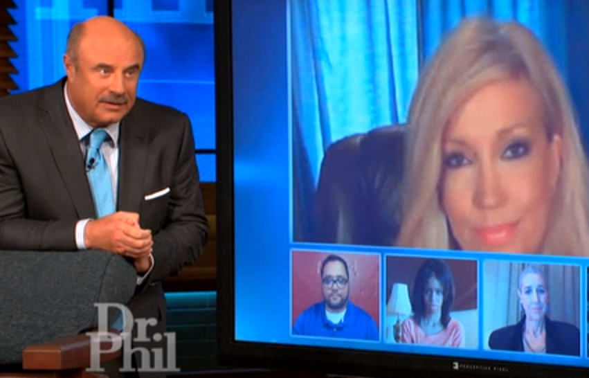 Ann-Marie on the Dr. Phil Show