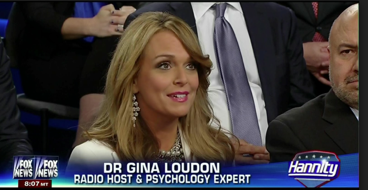 Dr. Gina on Hannity panel