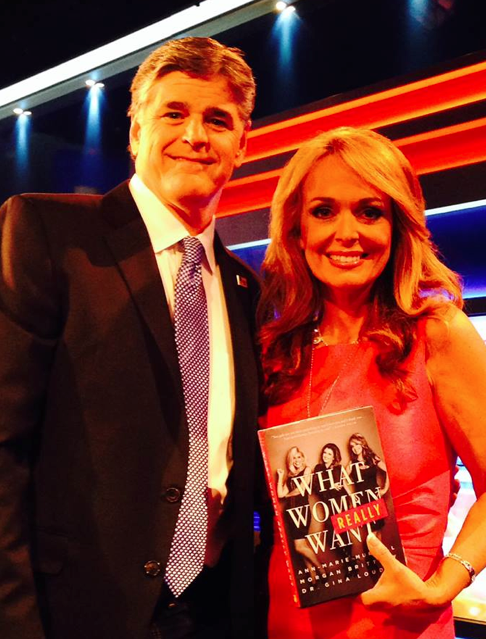 Sean Hannity with Dr. Gina