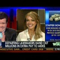 Dr Gina Loudon Neil Cavuto Fox News Photo