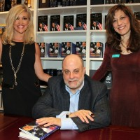 Ann-Marie Murrell, Mark Levin & Beverly Zaslow