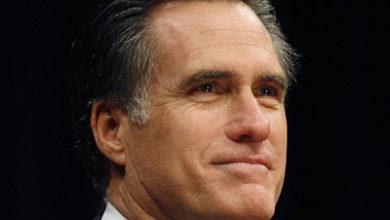 Photo of Be careful, Mitt!