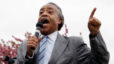 "Photo of Al Sharpton to Poor People: ""Want a Free Turkey? Bring Your Photo ID!"""