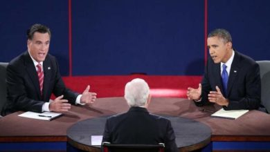 Photo of Final Presidential Debate:  3rd Time's a Charm