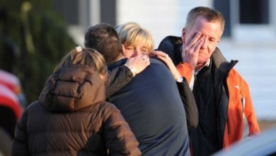 Photo of The Sandy Hook Shooting—What is Wrong With This Picture?