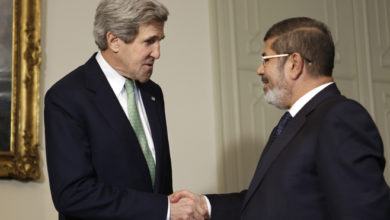 Photo of New Sec. of State's Priority: More Money to Muslim Brotherhood-led Egypt