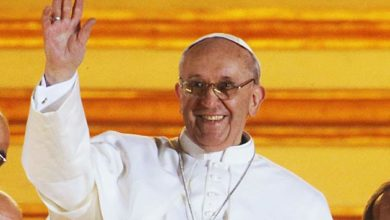 Photo of Real Hope (Strike) Pope and Change