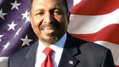 Photo of The Virginia GOP Ticket: E.W. Jackson's Hopeful Speech for America