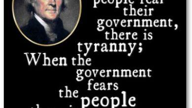 Photo of Governmental Tyranny