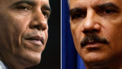 Photo of No, MSM—Obama is NOT the Messiah & Holder is NOT Moses