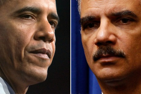 Obama/Holder will not prosecute Wall St