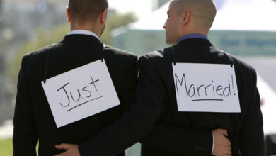 Photo of Passionate Reactions to the Supreme Court's Gay Marriage Decisions