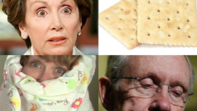 "Photo of ARE PELOSI AND REID ""CREEPY A** CRACKERS"", TOO? by BurkaChick"
