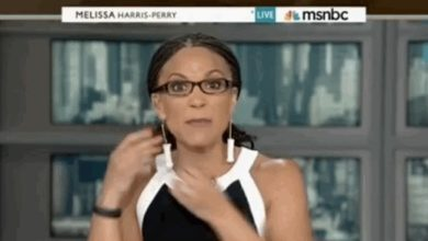 Photo of Classless Commentator Perpetuates Racism (And Wears Tampon Earrings…)