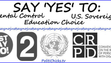 Photo of ACTION ALERT:  The U.N. Wants Control Over YOUR Disabled Child