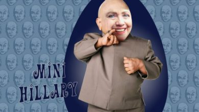 Photo of THE MINI-ME'S OF HILLARY By BurkaChick