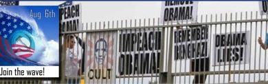 "Photo of August 6–""Impeach Obama Overpass Protests"" Scheduled"