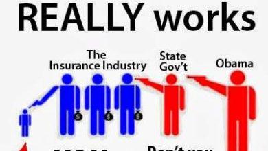 Photo of Unions, Obamacare, Congressional Fixes: AKA Corruption of the Obama Admin