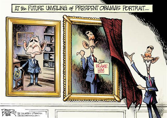 Cartoon_Obama_Bush_Portrait_1.