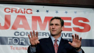 Photo of PolitiChicks Exclusive w/Craig James: Standing Strong in Defense of Religious Liberty