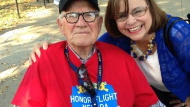 Photo of Guest Writer Jo Anne Livingston: Government Has No Right to Shut Out WWII Vets!
