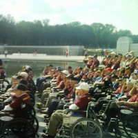 vets saluting to Taps