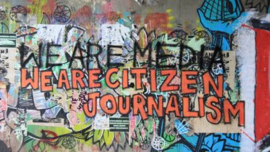 Photo of Citizen Journalists, the New Rebels (and America Loves an Underdog)