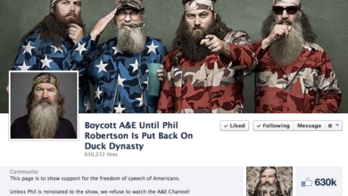 Photo of Duck Dynasty's Robertson: It's About Freedom, Not About Homosexuality!