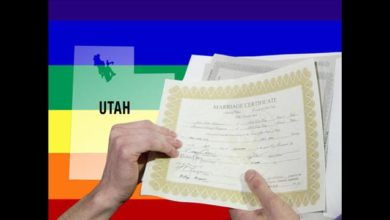 "Photo of UTAH:  ""We Will Not Recognize Gay Marriage During Court Battle"""
