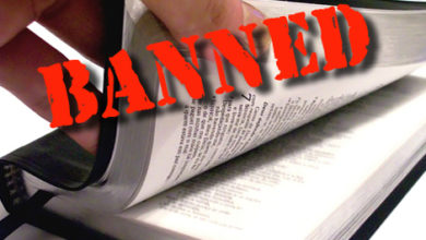 Photo of Iowa State University Gets Bullied and Removes Bibles.
