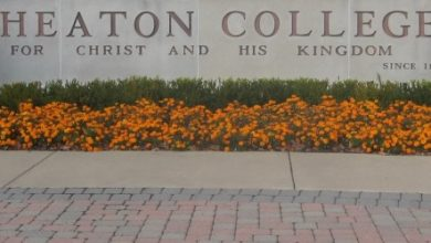 Photo of Wheaton College and a Christian Response to Homosexuality- Thank you!