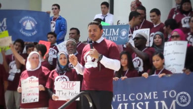 Photo of Florida Muslim Capitol Day