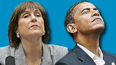 Photo of Is Lois Lerner Following Obama's Lead?