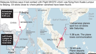 Photo of Lost Malaysia Airline: Missing Facts