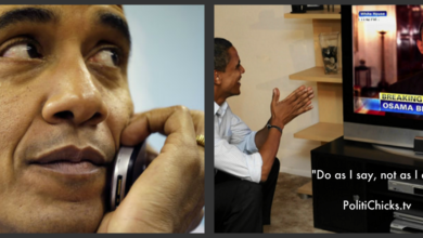 Photo of Obama's Advice:  You Don't Need That Phone or Cable TV. You need Obamacare!