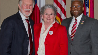 Photo of Lt. Col. Allen West – A Man Who Believes in America