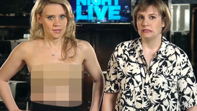 Photo of Lena Dunham is About as Cool as a Hot Flash