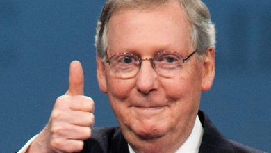 Photo of Mitch McConnell Claims He and the GOP will 'Crush' Conservative Challengers