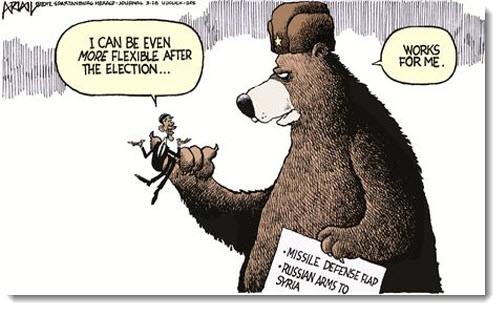 obama-more-flexible-russian-bear-cartoon