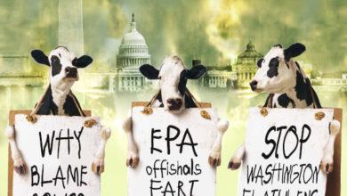Photo of Cow Flatulence Latest Fear-Inducer Among Climate Change (aka Weather) Community