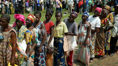 Photo of 1,300 Muslims Flee for Their Lives–International Community Aghast