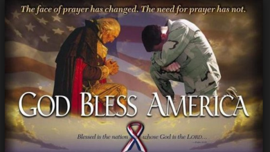 Photo of Prescription for Healing Our Nation: Prayer