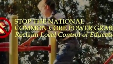 Photo of Your Signature Needed to Block Common Core!
