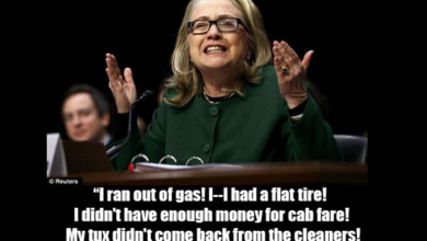 Photo of Hillary Blames Benghazi Attacks On Video In Her New Book