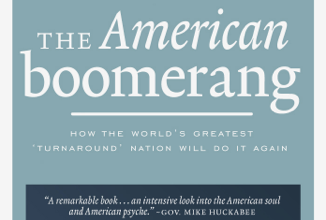 Photo of Guest Writer Nick Adams:  The American Boomerang