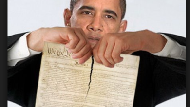 Photo of When Will Anyone Require Obama To Abide By The Constitution?