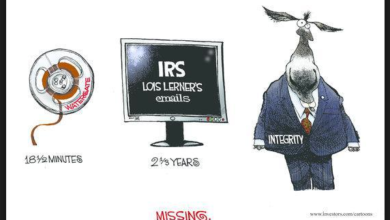 Photo of From IRS to EPA…