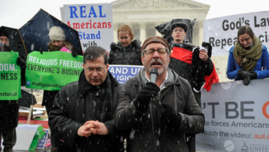 Photo of Hobby Lobby Ruling Favors Religious Freedom