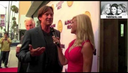Actors Kevin Sorbo & Rebecca Holden Discuss Big Gov't & Hollywood Blacklisting
