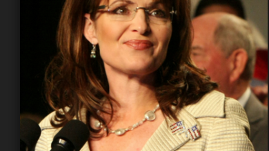 Photo of Palin Calls For Obama's Impeachment